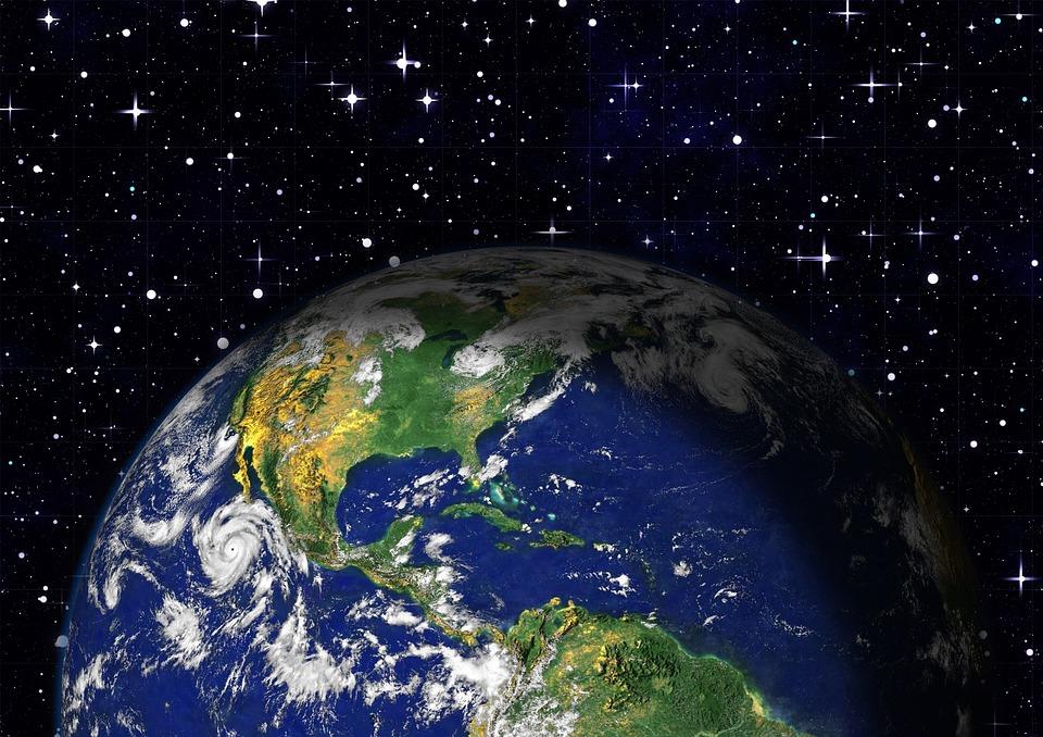 Echte Bilder Von Der Erde